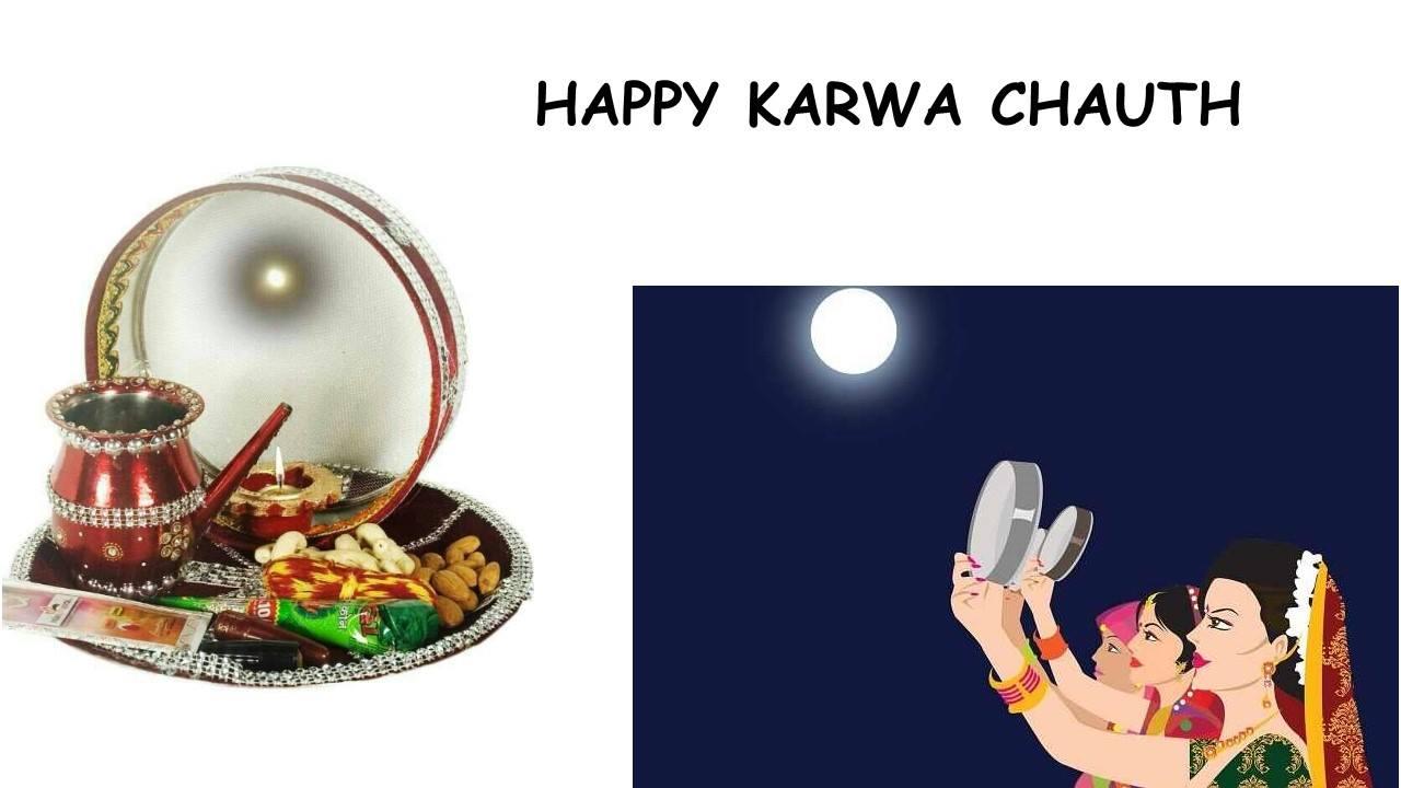 Karva Chauth Poojan